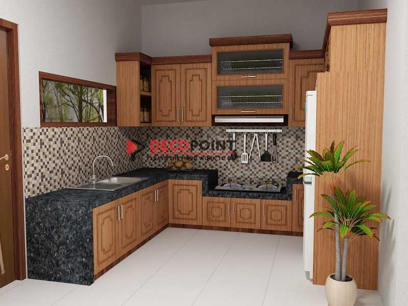 Tempat Pembuatan Kitchen Set Di Yogyakarta Decopoint Jogja