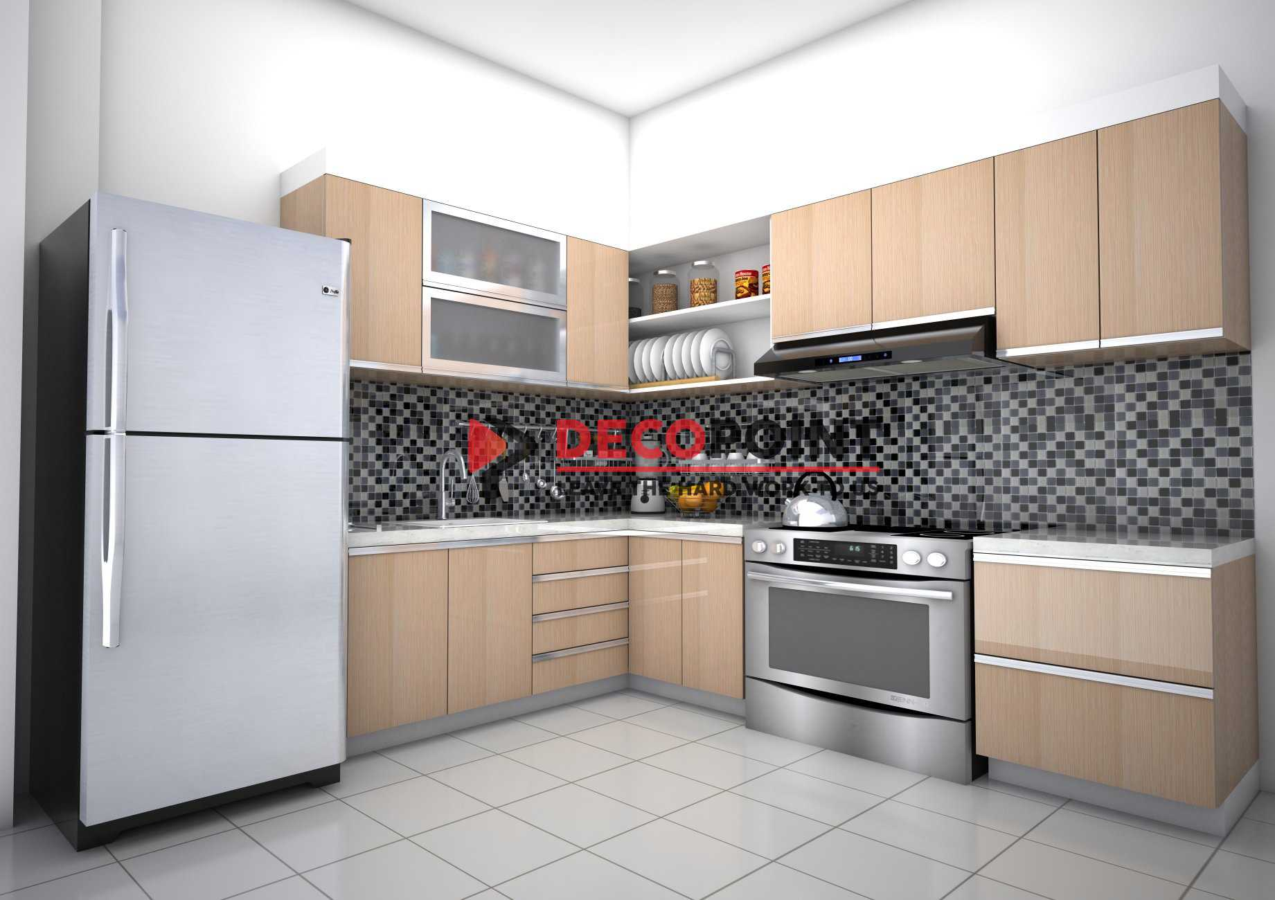 Pembuatan Kitchen Set Di Jogja