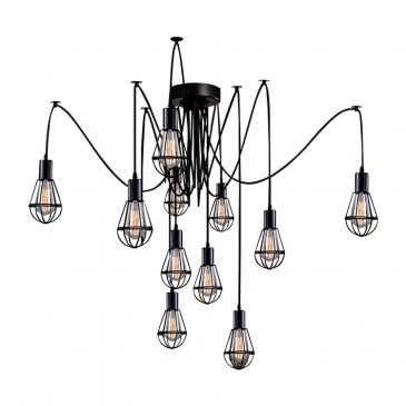 Lampu Gantung DP-644/12L