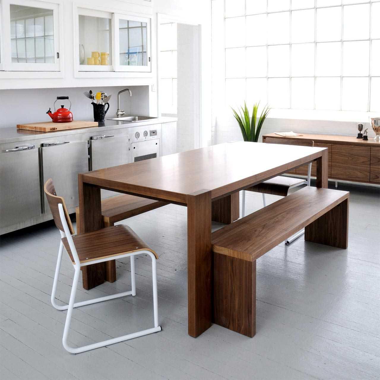 Meja Makan Minimalis Ruangan Kecil Decopoint Jogja